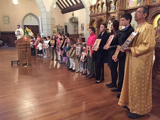 Недеља Православља у Бостону